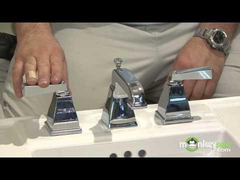 Replacing A Bathroom Pedestal Sink - Part 4 Of 5