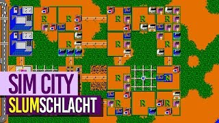 SIM CITY [PC] [1989] [008] - Geldverdienen für Slummies