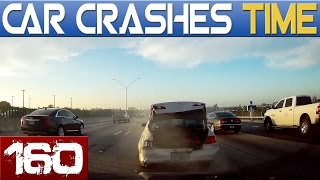 Car Wrecks Compilation - February 2017 - Episode #160 HD