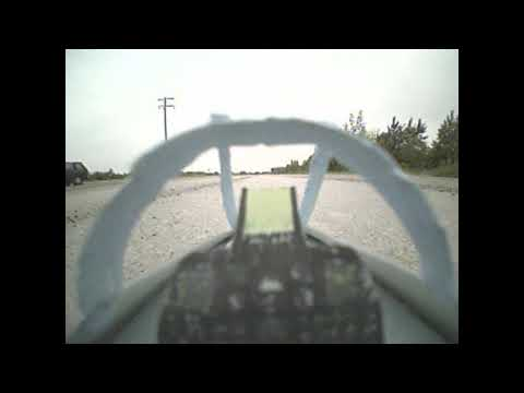 "Фото A-10 'Warthog"" Ultra Micro FPV - Maiden Flights"