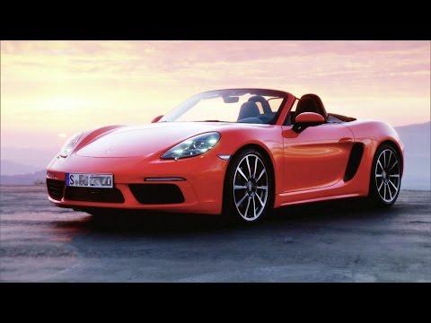 Der neue Porsche 718 Boxster S - GRIP - Folge 362 - RTL2