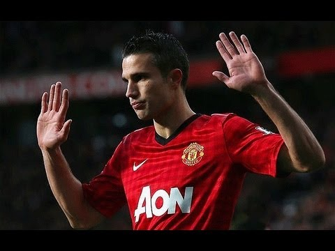 Robin Van Persie Vs Arsenal Home HD 1080p