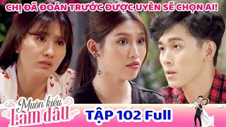 Muôn Kiểu Làm Dâu - Tập 102 Full | Phim Mẹ chồng nàng dâu -  Phim Việt Nam Mới Nhất 2020 - Phim HTV
