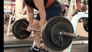 Ogus Vs Jones 2013: Matt's Program: Hypertrophy Pull A Workout