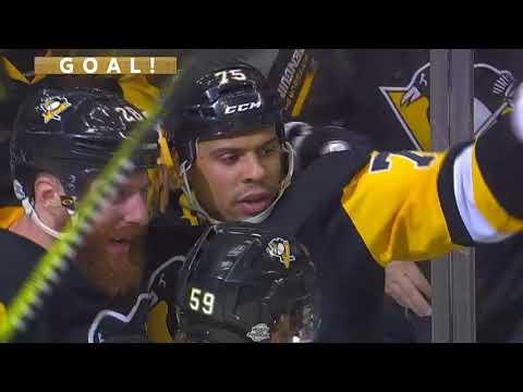 Vegas Golden Knights vs Pittsburgh Penguins - February 6, 2018 | Game Highlights | NHL 2017/18