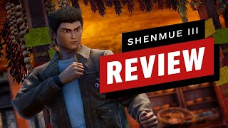 Shenmue 3 Review (Video Game Video Review)