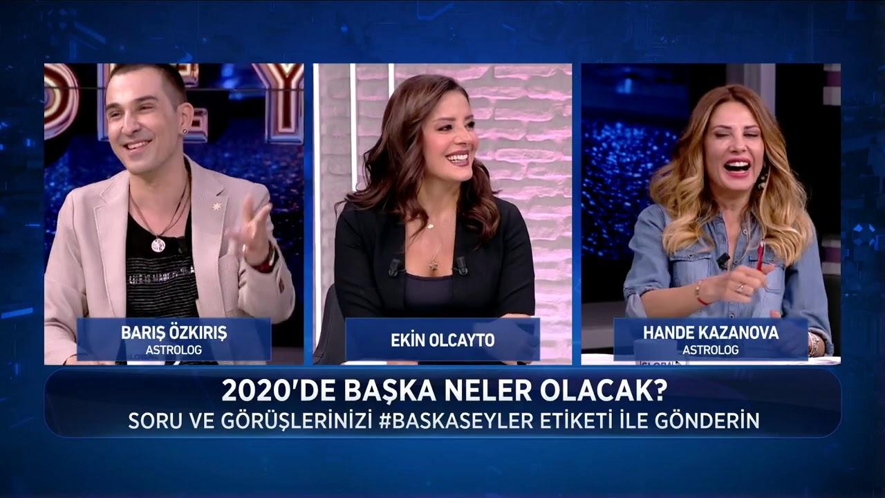 2021 De Turkiye Yi Neler Bekliyor Hande Kazanova Ve Baris Ozkiris Yorumladi Youtube