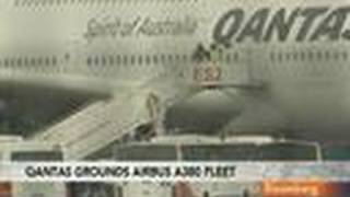 Qantas Grounds A380s After Inflight Engine Explosion