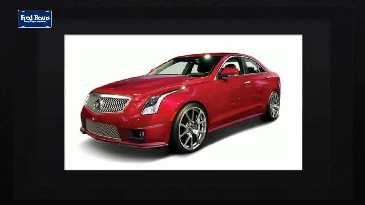 2014 Cadillac ATS-V | Cadillac Dealer Philadelphia PA ...