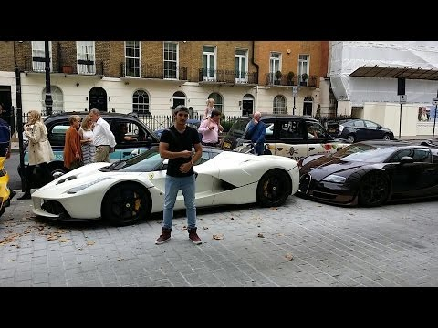 KHK's Insane Car Collection !!