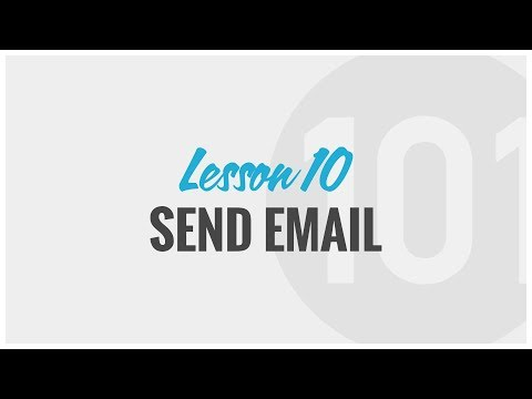 How To Send Email In PHP