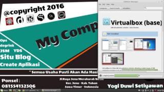 Tips & Tricks Bagaimana Cara Install Virtualbox di LinuxMint 18 64bit