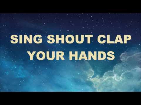 SING, SHOUT, CLAP YOUR HANDS  Instrumental – Karaoke Cover