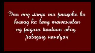 Quest - Digmaan(lyrics) Feat. Julianne