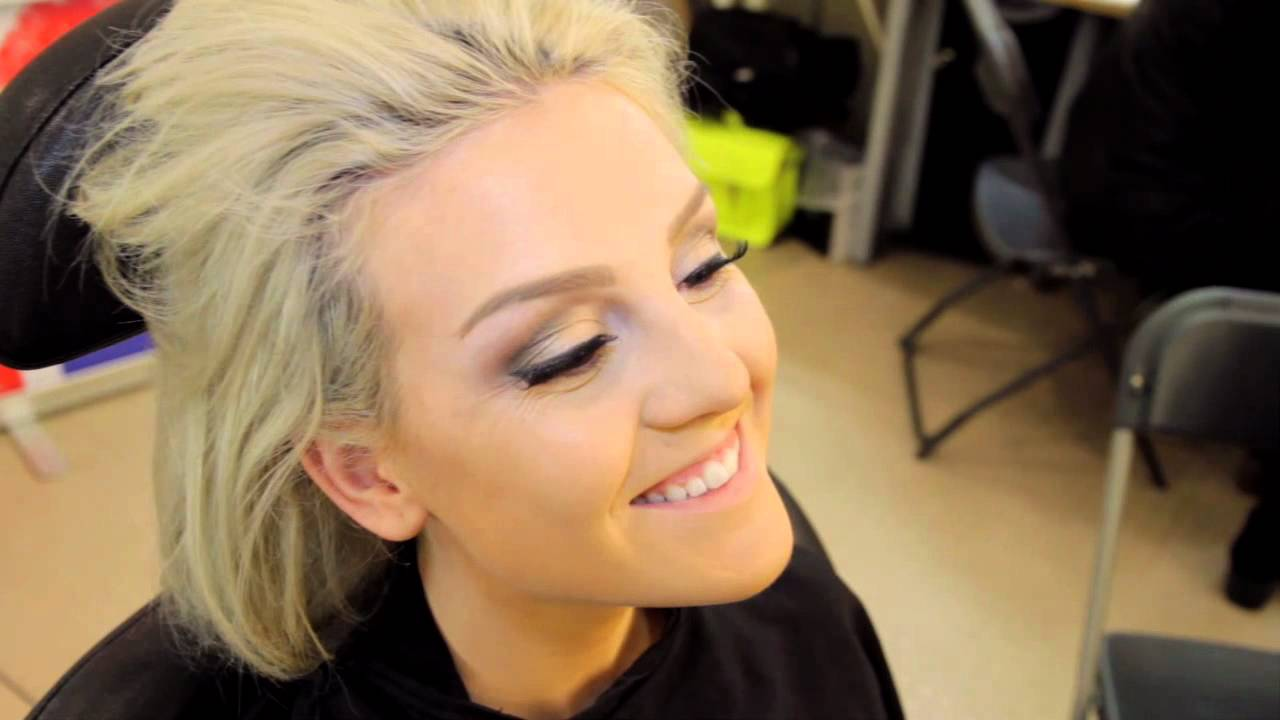 Perrie Little Mix Makeup Tutorial Youtube