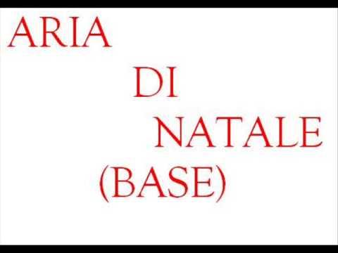 Canzone Aria Di Natale.Aria Di Natale Radio Libera Cover Base Youtube