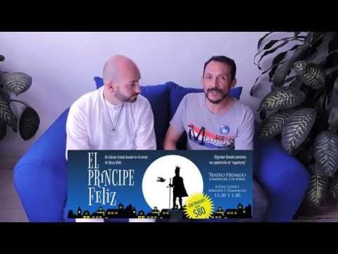 Entrevista a Gerardo Rodríguez, PRODUCTOR DE TEATRO MUSICAL de El Príncipe Feliz