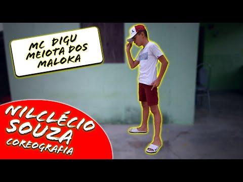 MC Digu - Meiota Dos Malokas