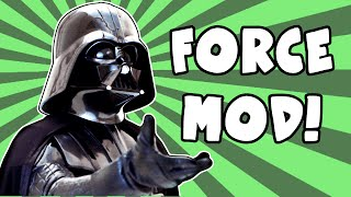 GTA 5 Use the Force from Star Wars! (The Inner Force Mod GTA V PC)