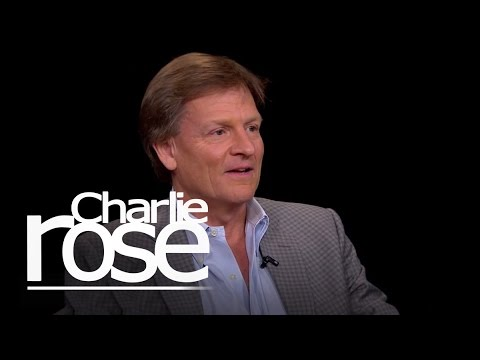 Michael Lewis: I Would've Sucked on Wall St. (Oct. 29, 2014) | Charlie Rose