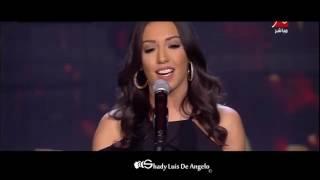 عرب ايدول المرحلة النهائية نادين خطيب من فلسطين عيون القلب Arab Idol 2016