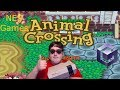 NES Games on Gamecube Animal Crossing