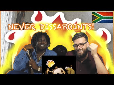 CASSPER NYOVEST - MAMA I MADE IT || Americans React To African Music