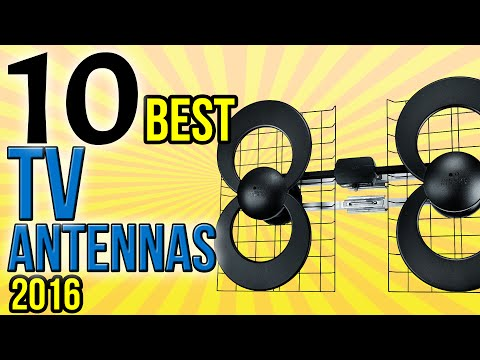 10 Best TV Antennas‎ 2016