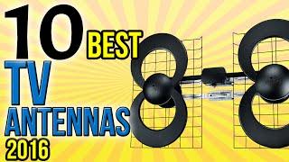 10 Best TV Antennas 2016