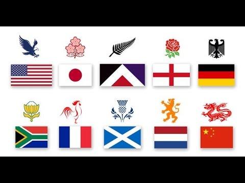 National Symbols Of Countries General Studies For Civils General