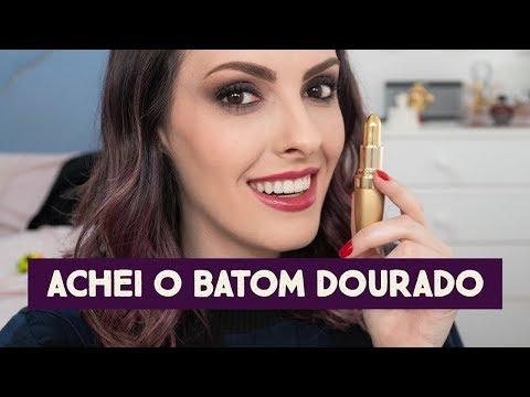 MAKE BIURIFU DE APRESENTADORA DE TV - Karen Bachini