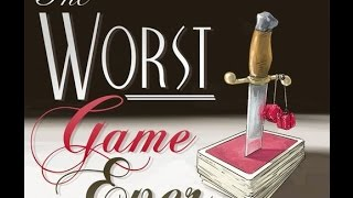 The Worst Game Ever review - Board Game Brawl