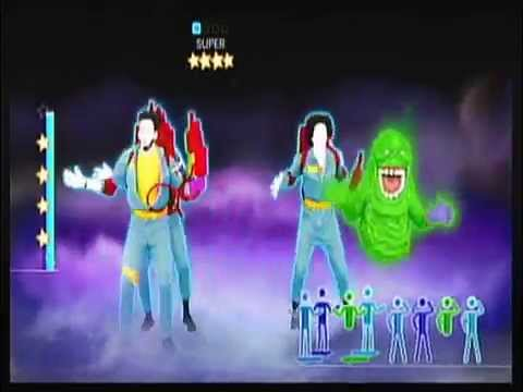 Just Dance Remix - Ghostbusters | Halloween Special