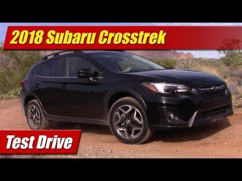 2018 Subaru Crosstrek: Test Drive