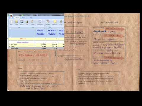 SBTI financial results mastery Video 3 - Using financial statements to define your lean project V2