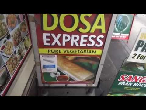 INDIAN FOOD IN LONDON, MASALA DOSA, SOUTH INDIAN FOOD, LONDON STREET FOOD, MASALA DOSA IN