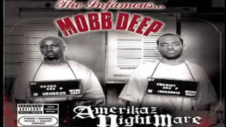 Mobb Deep - Amerikaz Nightmare [FULL ALBUM]