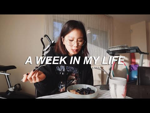 A WEEK IN MY LIFE | New Camera, Chill Days, Filming