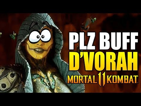 Mortal Kombat 11 - How Terrible is D'Vorah??