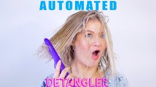 AUTOMATED HAIR DETANGLER?!!