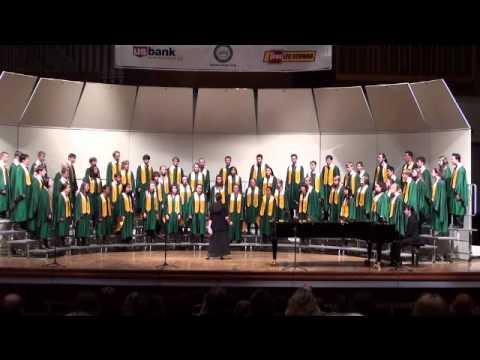 CHS A Choir State Champions: The Battle of Jericho
