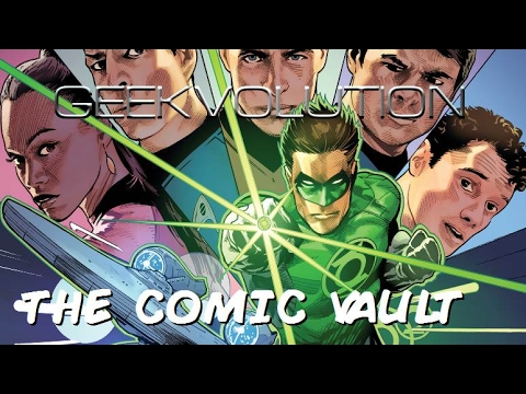 The Comic Vault | Star Trek/Green Lantern: The Spectrum War