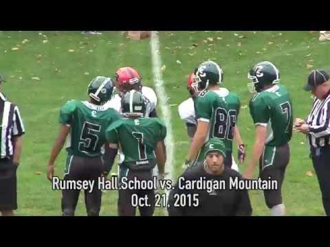 Rumsey Hall School vs. Cardigan Mountain Oct. 21, 2015