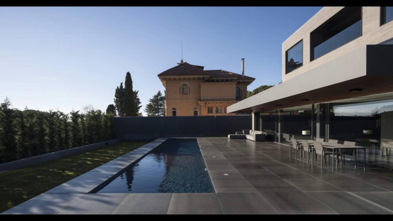 Moderne Architektur Haus 3rd Floor - Architektur\