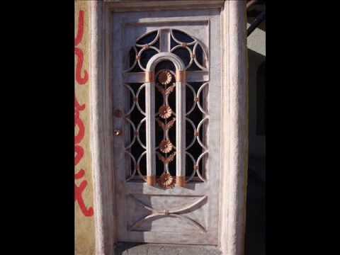 Puertas de herreria artistica mc youtube for Puerta herreria moderna