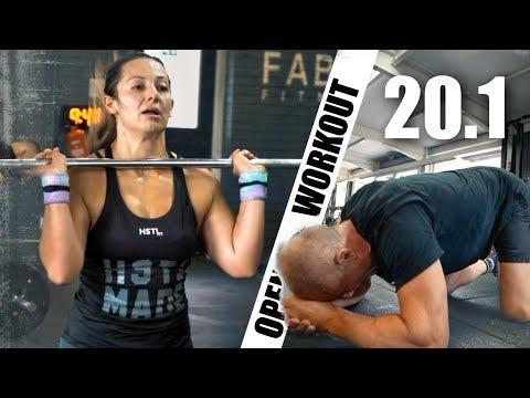 CrossFit® Open Workout 20.1