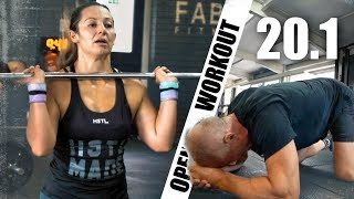 CrossFit® Open Workout 20.1