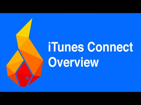 ITunes Connect App Dashboard Overview