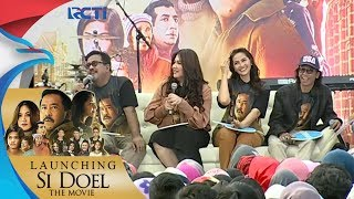 LAUNCHING SI DOEL THE MOVIE - QnA Bersama Cast Si Doel The Movie [31 Juli 2018] MP3