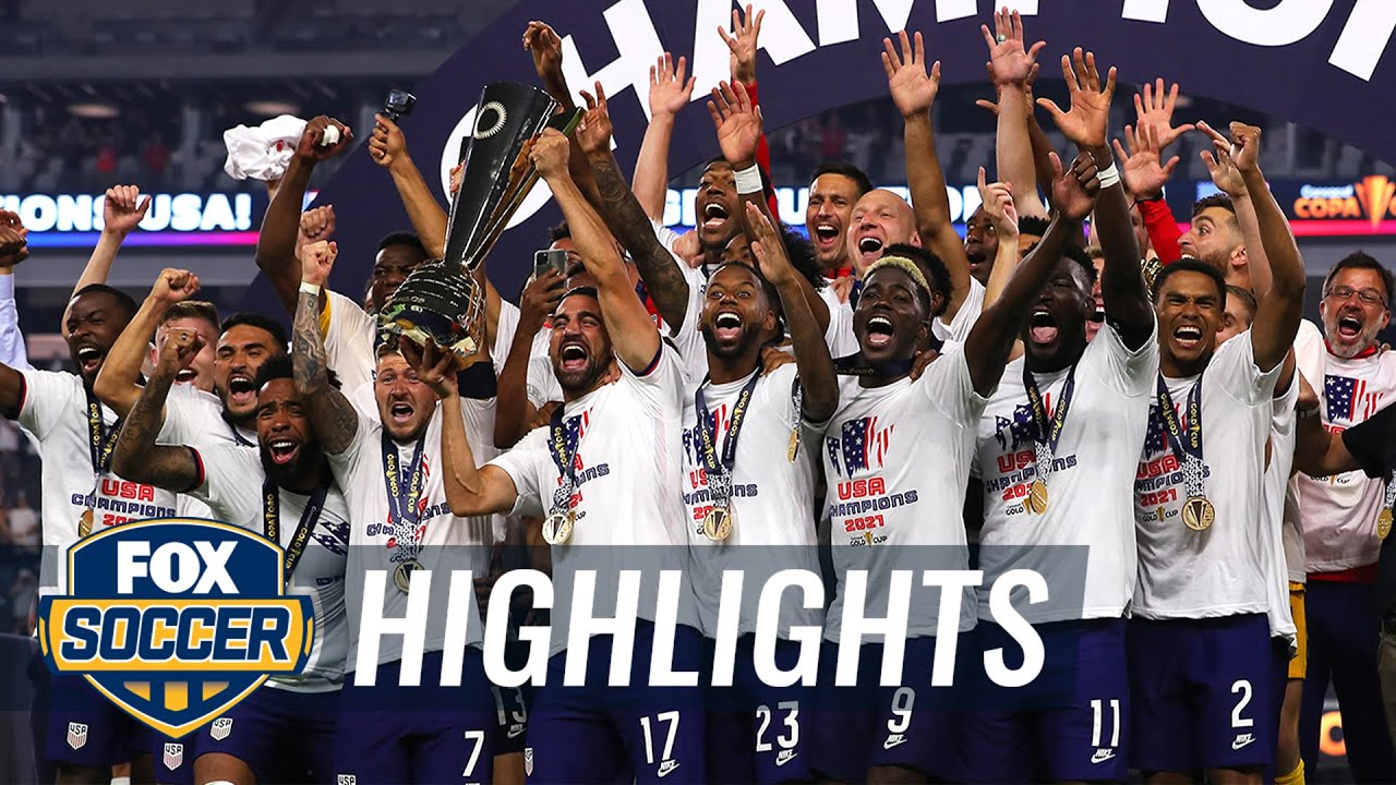 U.S. men's national soccer team defeats Mexico in Concacaf Gold ...